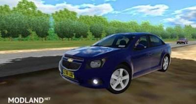Chevrolet Cruze [1.3], 1 photo